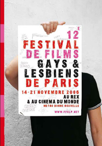 12th festival de films gays et lesbiens de Paris